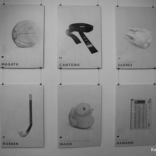 Vernissage zur Ausstellung »Reine Formsache 14«