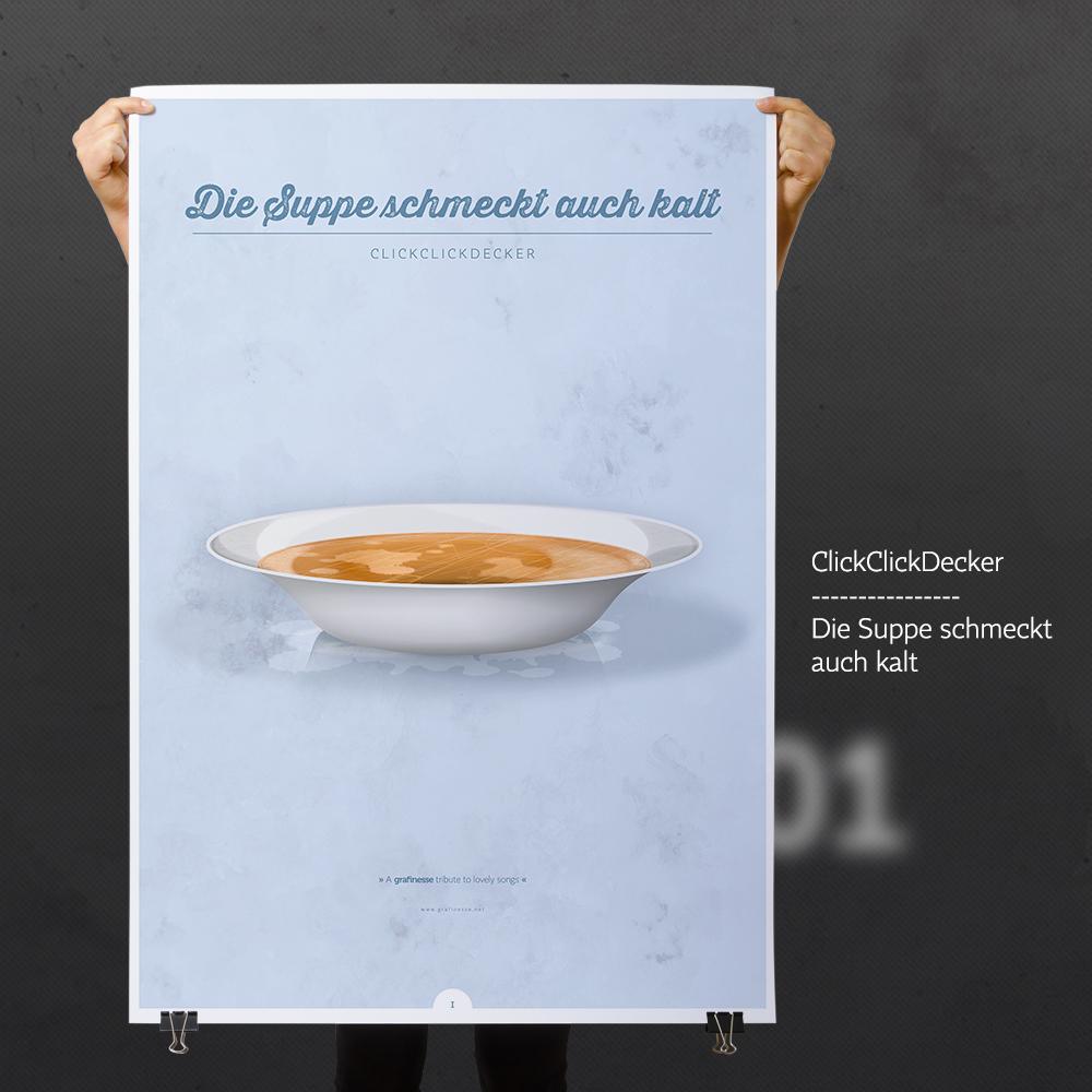 Matthias Lehner – Die Suppe schmeckt auch kalt