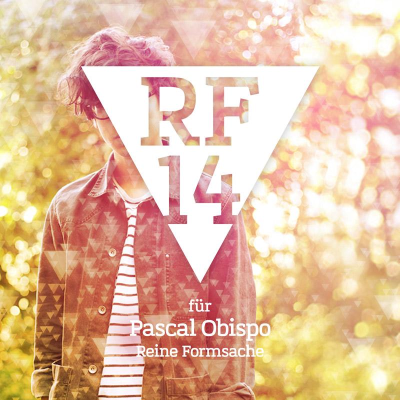 RF14 – Pascal Obispo