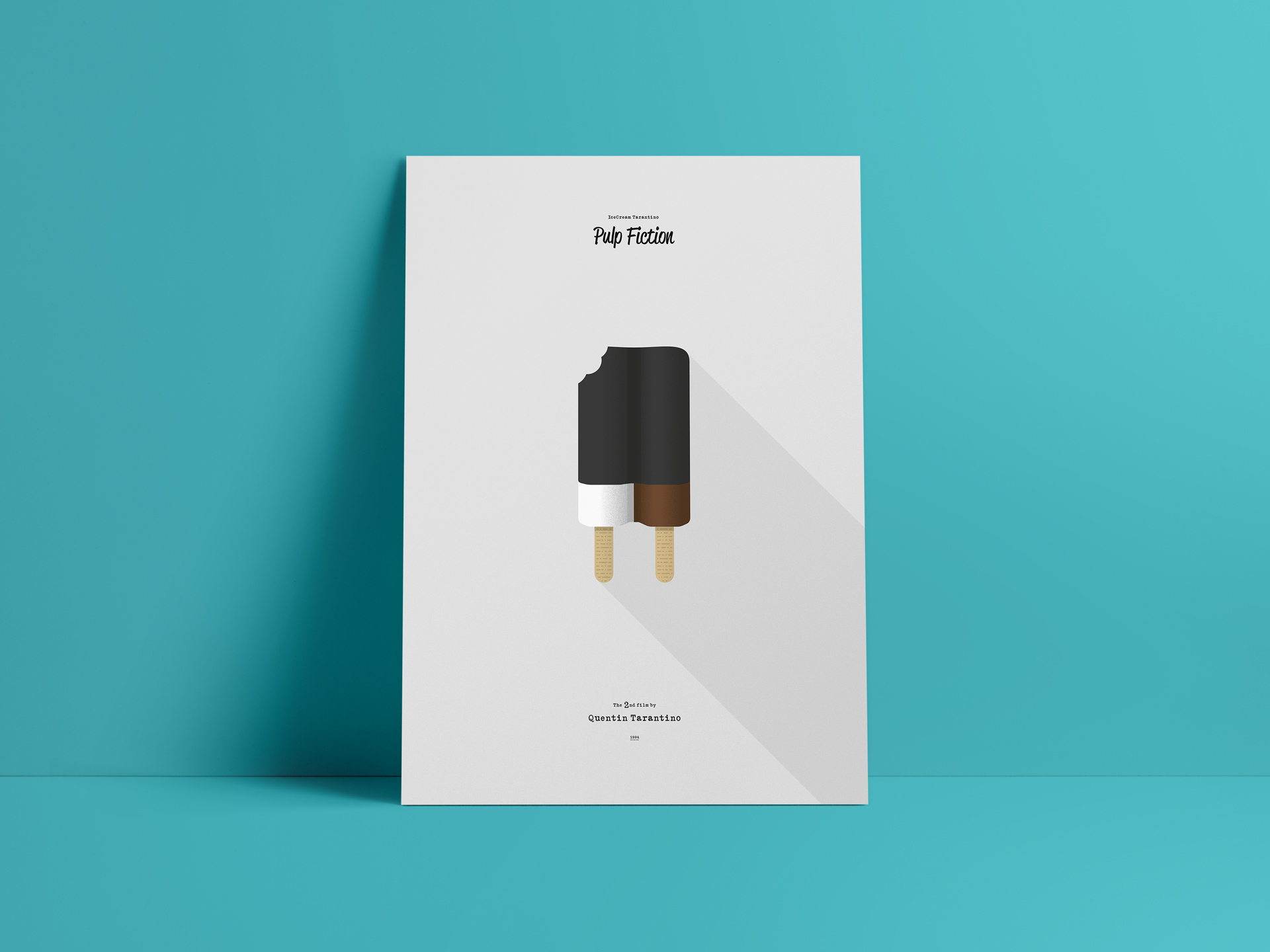 Matthias Lehner – IceCream Tarantino »Pulp Fiction«